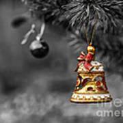 Christmas Tree Ornament Art Print