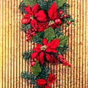 Christmas Wall Hanging Art Print