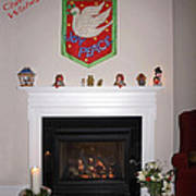 Christmas Wishes Art Print