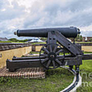 Church At Fort Moultrie Art Print