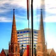 Church Downtown Denver 5074 Art Print