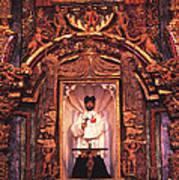 Church Icon - 84 Art Print