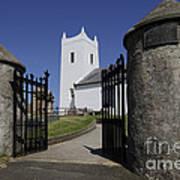 Church If Ireland Art Print