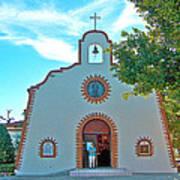 Church In San Carlos-sonora Art Print