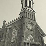 Church In Sprague Washington 4 Art Print