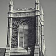Church In Tacoma 7 Art Print