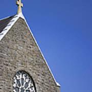 Church In Tacoma Washington 2 Art Print