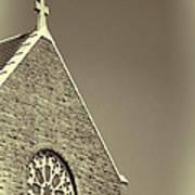 Church In Tacoma Washington 3 Art Print