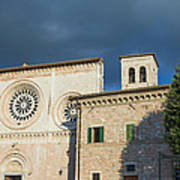 Church Of  Di San Pietro In Assisi Art Print