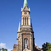 Church Of Ferencvaros In Budapest Art Print