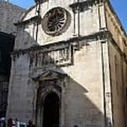 Church Of The Saviour Art Print