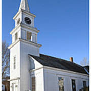 Church On The Cape Art Print