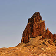 Church Rock Arizona - Stairway To Heaven Art Print by Christine Till