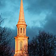Church Steeple Art Print