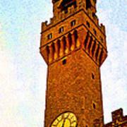 Ciena Tower Art Print