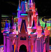 Cinderellas Castle Number One Art Print