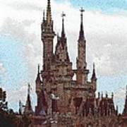 Cindies Castle Art Print