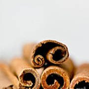 Cinnamons And Clove Art Print