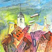 Cinque Terre 03 Art Print