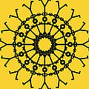 Circle 2 Icon Art Print