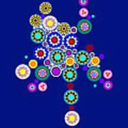 Circle Motif 249 Art Print