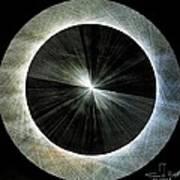 Circles Do Not Exist 720 The Shape Of Pi Art Print