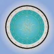 Circularity No. 733 Art Print