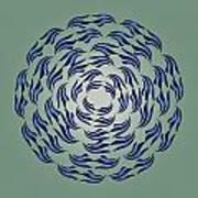 Circularity No. 782 Art Print