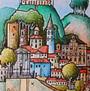 Citta Di Castello Art Print
