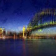 City-art Sydney Art Print