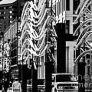 City Center-10 Art Print