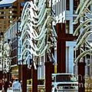 City Center-11 Art Print