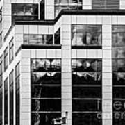 City Center-83 Art Print