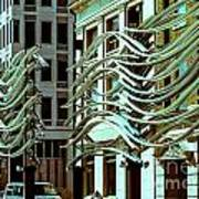 City Center-9 Art Print