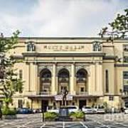 City Hall In Manila Philippines Art Print