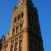 City Hall - Milwaukee Art Print