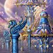 City Of Swords Art Print