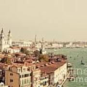 City Of Venice Art Print