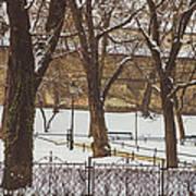 City Park Art Print