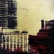City Positive  Art Print