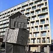 City Sculpture London Art Print