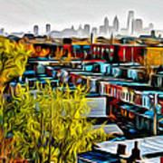 City View Five Art Print