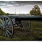 Civil War Rifles Art Print