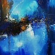 Clair De Lune Debussy Art Print