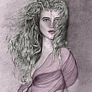 Clarise II Art Print