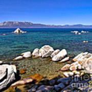 Clarity - Lake Tahoe Art Print