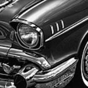 Classic '57 Chevy Art Print