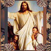Classic Bloch Jesus Art Print