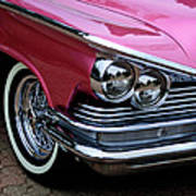 Classic Car Collection Art Print