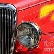 Classic Cars Beauty By Design 8 Art Print